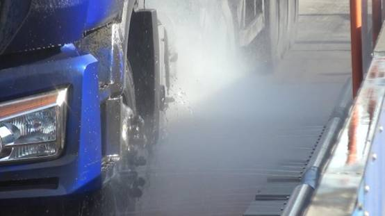 工地洗车机
